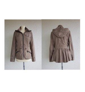Between-Seasons Jacket camel-beige polyester