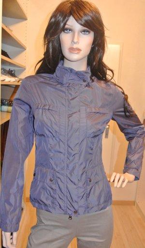 Übergangsjacke von Luxus Marke ADD mit Kapuze im Kragen, Gr. 34-36,nie getragen