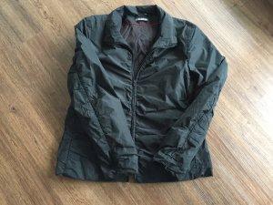 St. emile Outdoor jack zwart-baksteenrood Polyester