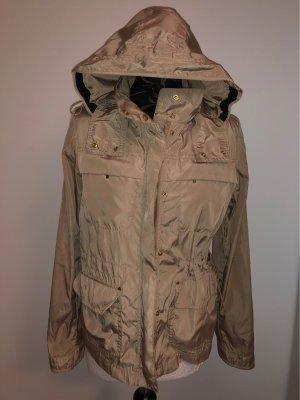 Zara Between-Seasons Jacket light brown