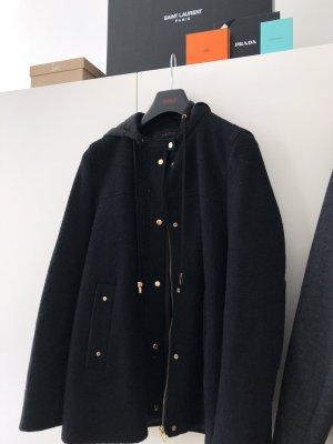 Übergangsjacke Zara schwarz Gold Winter Herbst