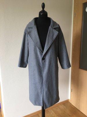 Oversized Jacket grey