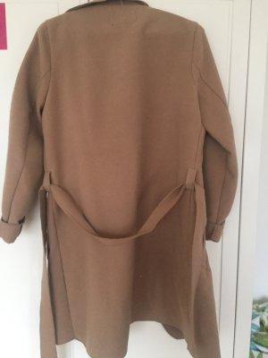 Übergangsmantel aus fleece