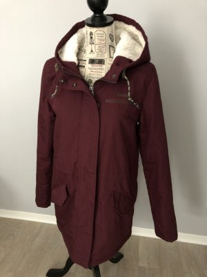 Billabong Cappotto corto bordeaux