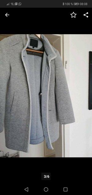 Zabaione Chaqueta de lana gris claro