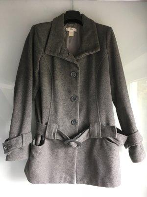 b.p.c. Bonprix Collection Abrigo de entretiempo gris