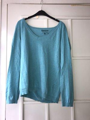 Long Cardigan turquoise