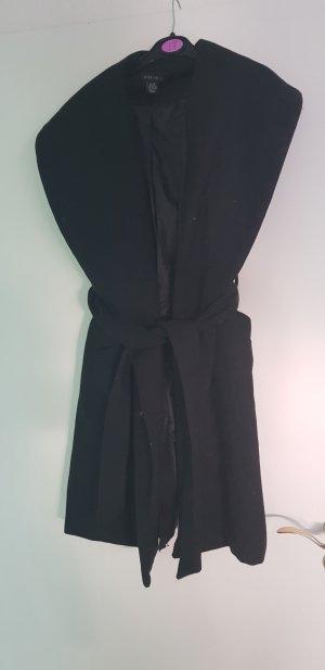 Amisu Veste longue noir
