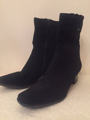 ara Zipper Booties black