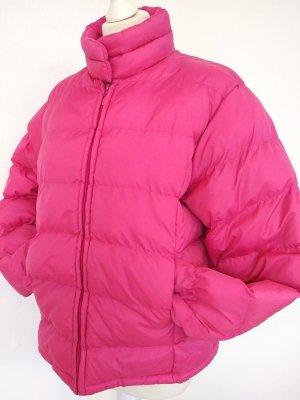 Übergroße Jacke pink, Blogger Jacke pink