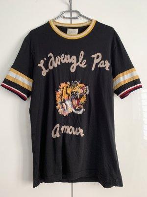 Gucci Oversized shirt zwart