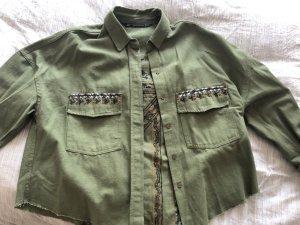 Überhemd khaki