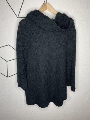 Only Poncho gris anthracite