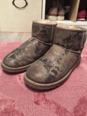 UGG Snow Boots beige-grey