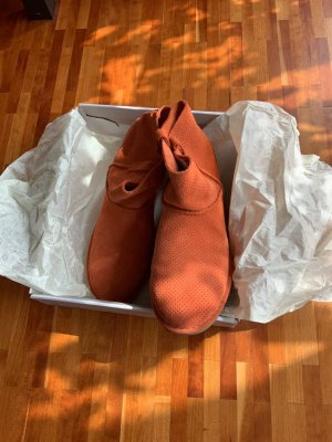 UGG Australia Chelsea Boot orange daim