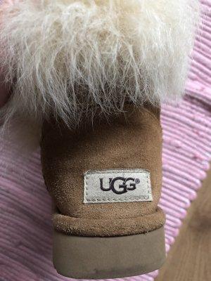 UGG Australia Stivale da neve color cammello