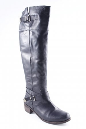 UGG Absatz Stiefel schwarz Casual-Look