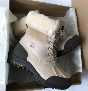 UGG Adirondack Boots 5 35 36 Fell Echtleder Snowboots Winter Stiefel Stiefeletten Neu OVP NP 290€