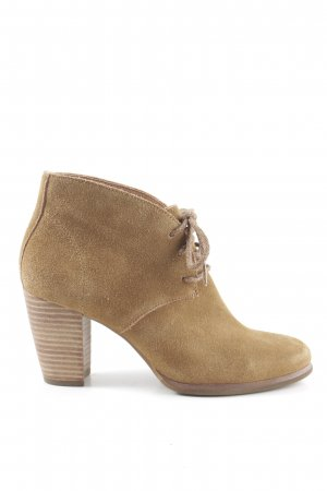 UGG Ankle Boots hellorange Casual-Look