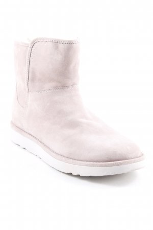 UGG Ankle Boots altrosa Casual-Look