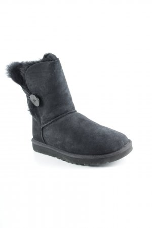 UGG Ankle Boots schwarz Casual-Look