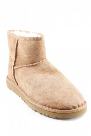 UGG Australia Ankle Boots hellbraun Casual-Look