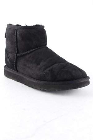 UGG Australia Ankle Boots black casual look