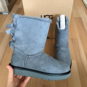 UGG Australia Snow Boots grey-anthracite