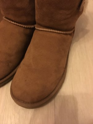 Ugg Australia Boot Bailey Button 37 chestnut braun