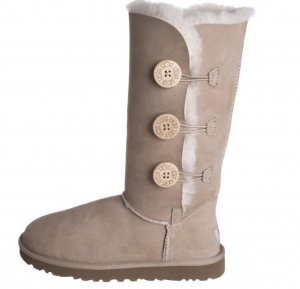 UGG AUSTRALIA Boots Bailey Button Triplet