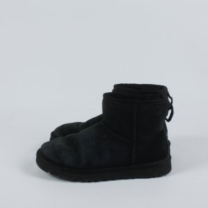 UGG Australia Bottes de neige noir cuir