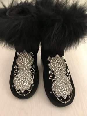 Ugg Australia  boots grösse 40 schwarz mit strass