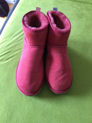Ugg Australia Boots Größe 42 pink