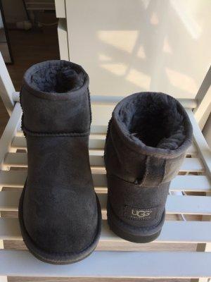 Ugg Australia Boots Mini Grau