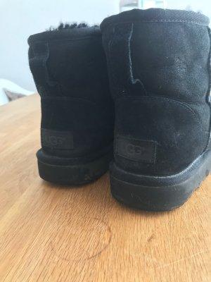 UGG Australia Boots Schwarz