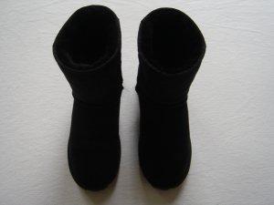 Ugg Australia Classic Boots long, schwarz, Gr. 40, selten getragen
