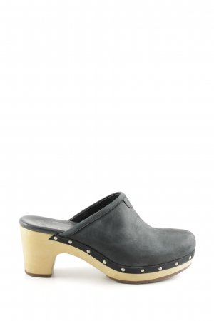 UGG Australia Clog Sandals light grey-primrose casual look