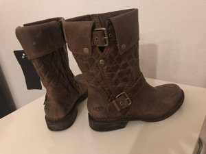 UGG Ankle Boots bronze-colored