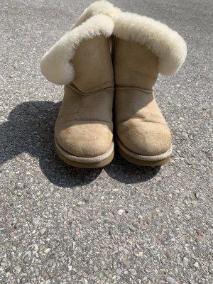 UGG Australia Bottes de neige crème