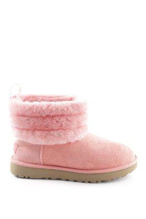 "UGG Australia Kurzstiefel ""W Fluff Mini Quilted Lantana"" pink"