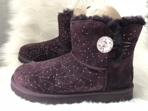 UGG Australia Mini Bailey Button Bling Constellation Gr  38