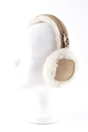 UGG Australia Cache-oreilles chameau molletonné