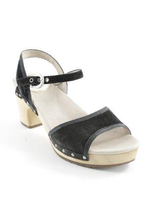 "UGG Australia Riemchen-Sandaletten ""Oliana"" schwarz"