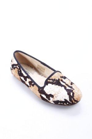 UGG Australia Slip-on Shoes animal pattern animal print