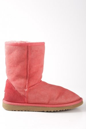 UGG Australia Snowboots pink Casual-Look