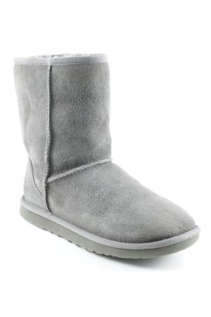 UGG Australia Snowboots grau Casual-Look