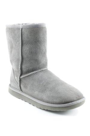 UGG Australia Botas de nieve gris look casual