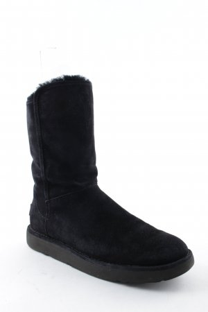 "UGG Australia Snow Boots ""W Abree Short II Nero 37"" black"