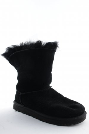 """UGG Australia Snowboots """"W Valentina Black 38"""" schwarz"""