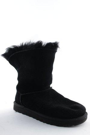 "UGG Australia Snow Boots ""W Valentina Black 38"" black"